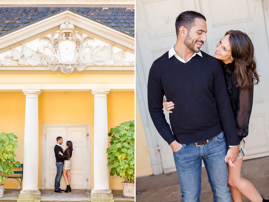 Therese & Baris in Love ~ Pärchenshooting Kassel Engagementfotografie Kassel Inka Englisch Photography Verlobung In Love Paarshooting Fotograf Schloss Wilhelmsthal Calden