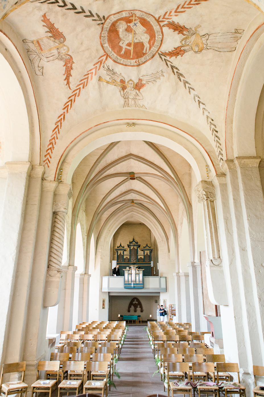 Hochzeitsfotografie Göttingen Deutsches Theater