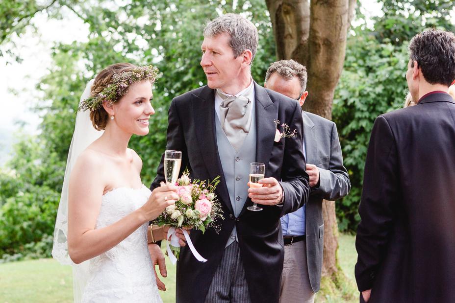 Hochzeitsfotografie Traufe Göttingen