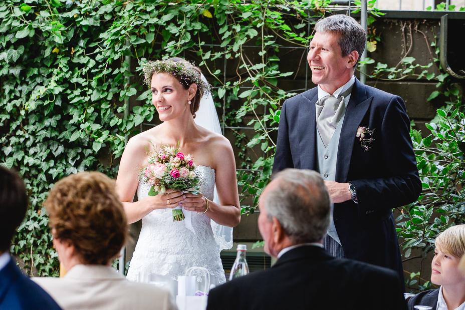 Hochzeitsfotografie Traufe Deutsches Theater Göttingen