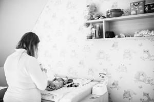Babyshooting Newborn Homestory Kassel