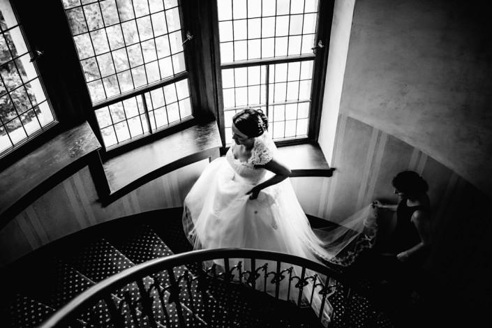 Hochzeitsfotograf Hochzeitsreportage Ganztagesreportage Storytelling Lifestyle Schloss Wolfsbrunnen