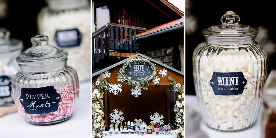 Winterhochzeit Style Shoot Kassel Frankfurt