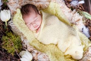 Neugeborenenfotografie Kassel Inka Englisch Fotografie-Babyfotografie Newborn