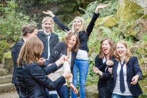 Hochzeitsfotografie Kassel Junggesellinnenabschied Fotoshooting Inka Englisch Fotografie