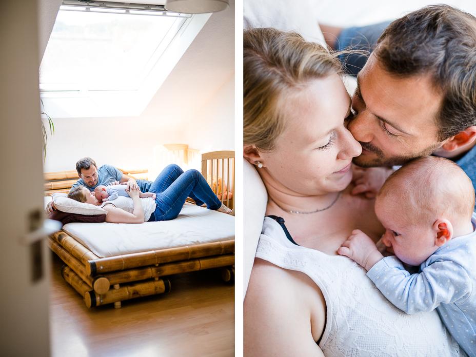 Babyshooting Newbornshooting Homestory Kassel die ersten Tage zu dritt ... Baby - Homestory in Kassel Inka Englisch Reportage Dokumentation 2019 Babyfoto Neugeborenenshooting zuhause