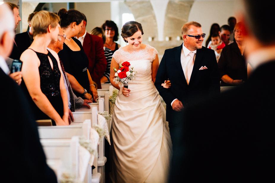 Hochzeitsfotograf Kassel Kloster Haydau Morschen Inka Englisch 2018 Kirche Reportage Trauung